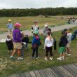 Vårens juniorträningar på Bromma Golf