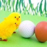 Påsktider på Bromma Golf